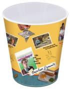 Napoleon Dynamite Tin Litho 25cm Trash Can Waste Paper Basket