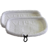 BISSELL 3250 Steam Mop Replacement Mop Pads