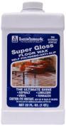 Lundmark Wax 3202F32-6 Floor Wax, Super Gloss, 950ml