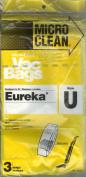 Micro Clean Eureka U Style Micro-Liner Vacuum Bags