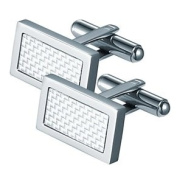 Malcom Stainless Steel Cufflinks