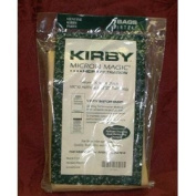 Kirby G-Six and Ultimate G HEPA Filtration Micron Magic Vacuum Bags - 3 Pack
