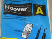 Micro Clean Vacuum Cleaner Bags -- designed to fit Hoover Bissell Upright Style 2 --Type A -- 4 bags