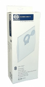 SEBO 8120AM Ultra filter Bag Box for D Series Vacuum, 8-Pack