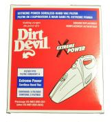 Dirt Devil Hand Vac filter