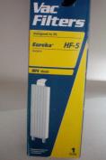 Vac filter -- Designed to fit Eureka Uprights -- HF-5 -- HEPA Media -- Vacuum filter