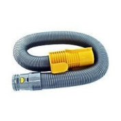 1 Envirocare Hose for Dyson DC07 All Floors Hose Silver/Yellow #904125-14