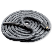 Broan-NuTone CH230L Wire-Reinforced Vinyl with On/Off Switch High Performance 13m Central Vacuum Hose