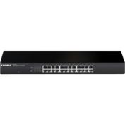 "EDIMAX 24 Port 10/100 UTP Switch    Fast Ethernet,19"" Rackmount Version"