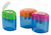 Flip-Top Canister Sharpener