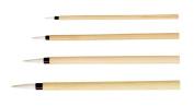 Bamboo Brush Round 4
