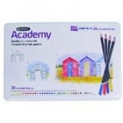 Pencil 36-Colour Tin Set