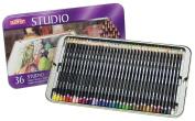 Pencil 36-Colour Tin Set