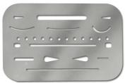 Stainless Steel Erasing Shield