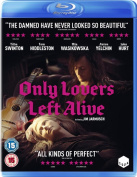 Only Lovers Left Alive [Region B] [Blu-ray]