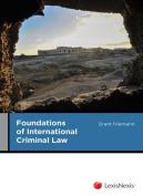 Foundations of International Criminal Law