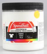 Fabric Screen Printing Ink 240mls White