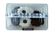 Flower Pack Black/White/Grey