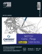 22cm x 28cm Comic/Manga Sketch Pad