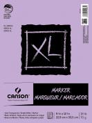 23cm x 30cm Glue Bound Marker Pad 100-Sheet