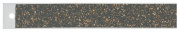 30cm Cork-Backed Aluminium Inking Ruler