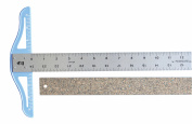 Cork Backed Standard T-Square 46cm