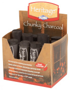 Chunky Charcoal Display