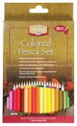 36-Piece Coloured Pencil Set