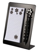 MAGNETIC NOTE STATION BLACK