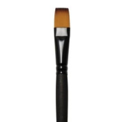 Best Majestic Taklon Acrylic and Oil Brush Bright 14