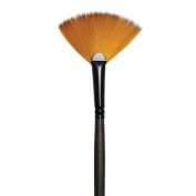 Best Majestic Taklon Acrylic and Oil Brush Fan 6