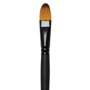 Royal & Langnickel R4100T-14 Best Majestic Taklon Acrylic and Oil Brush Filbert 14