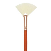 Royal & Langnickel R7500FB-8 Best Vienna Synthetic Bristle Acrylic and Oil Brush Fan 8