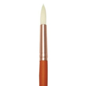 Royal & Langnickel R7500R-8 Best Vienna Synthetic Bristle Acrylic and Oil Brush Round 8