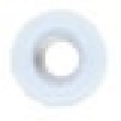 Round Eyelet 0.3cm Pale Blue