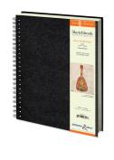 23cm x 30cm Wirebound Sketchbook