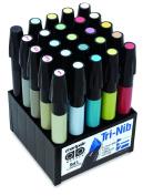 Marker 25-Colour Landscape Set