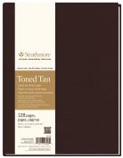22cm x 28cm Sewn Bound Toned Tan Sketch Art Journal