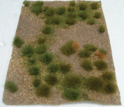 Architectural Model Wild Grass Green Meadow Sheet