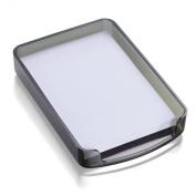 Officemate 2200 Series Memo Holder, Smoke