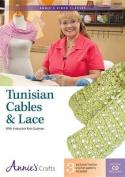 Tunisian Cables & Lace