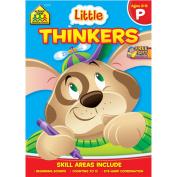 Preschool Workbooks 32 Pages-Little Thinkers Preschool