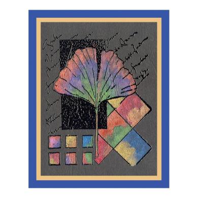 Watercolour Palette - 10 Colours