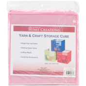 Innovative Home Creations Yarn & Craft Storage Cube