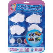 Plaster Magnet Kit-Cars