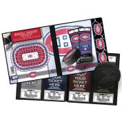 NHL Ticket Album 21cm x 22cm -Montreal Canadiens