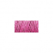 Hemp Cord Spool Variegated 20# 205'/Pkg-Bright Pink