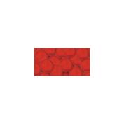 Pom-Poms .190cm 45/Pkg-Red