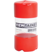 Viewtainer Storage Container 5.1cm x 10cm -Red