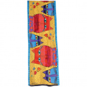 Laurel Burch Scarves-Kindred Spirits Classic